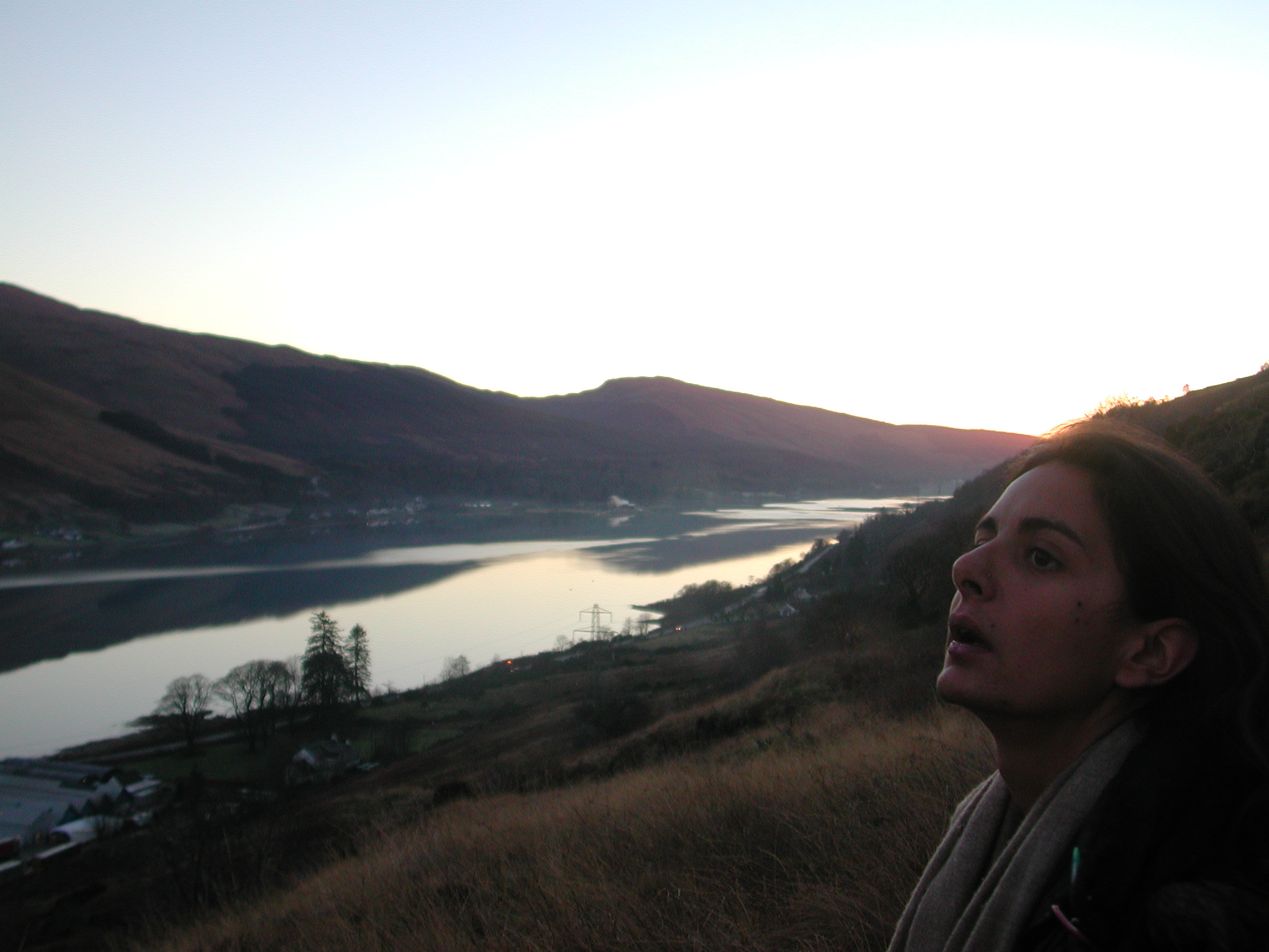 Tara Singh, Loch Fyne