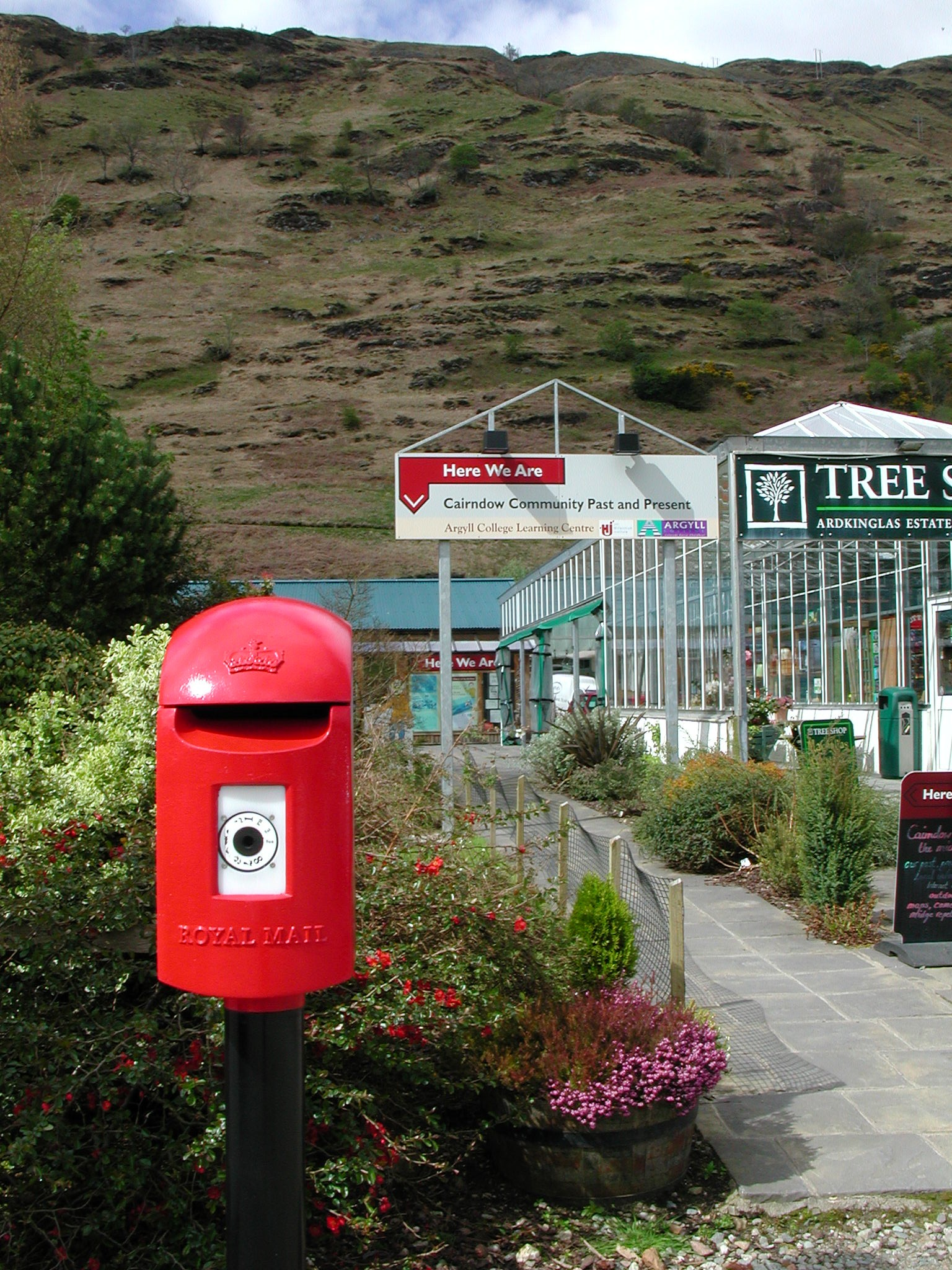 Postbox, Here We Are