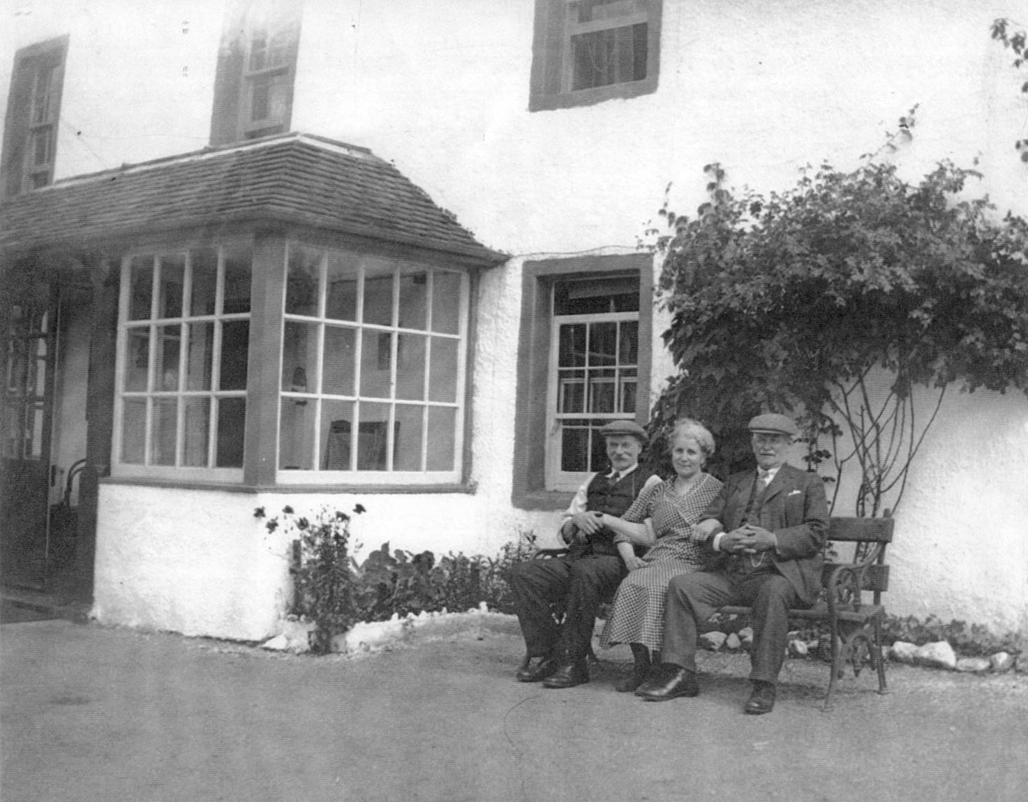 Tommy & Mrs Jones