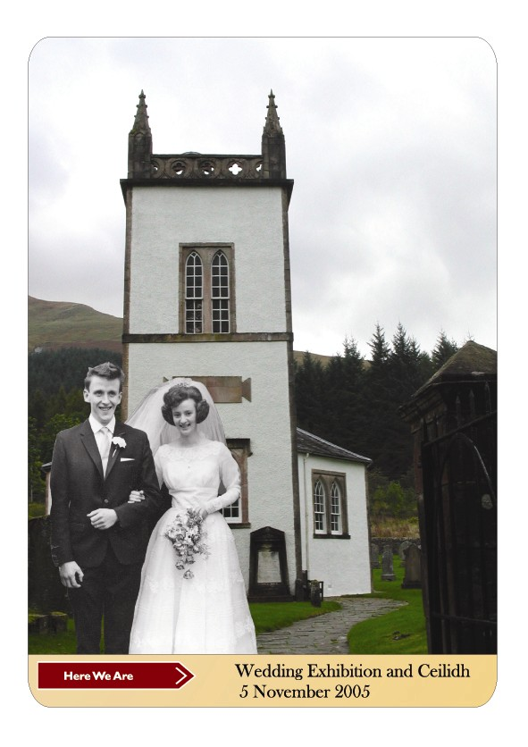 Wedding Exhibition Poster