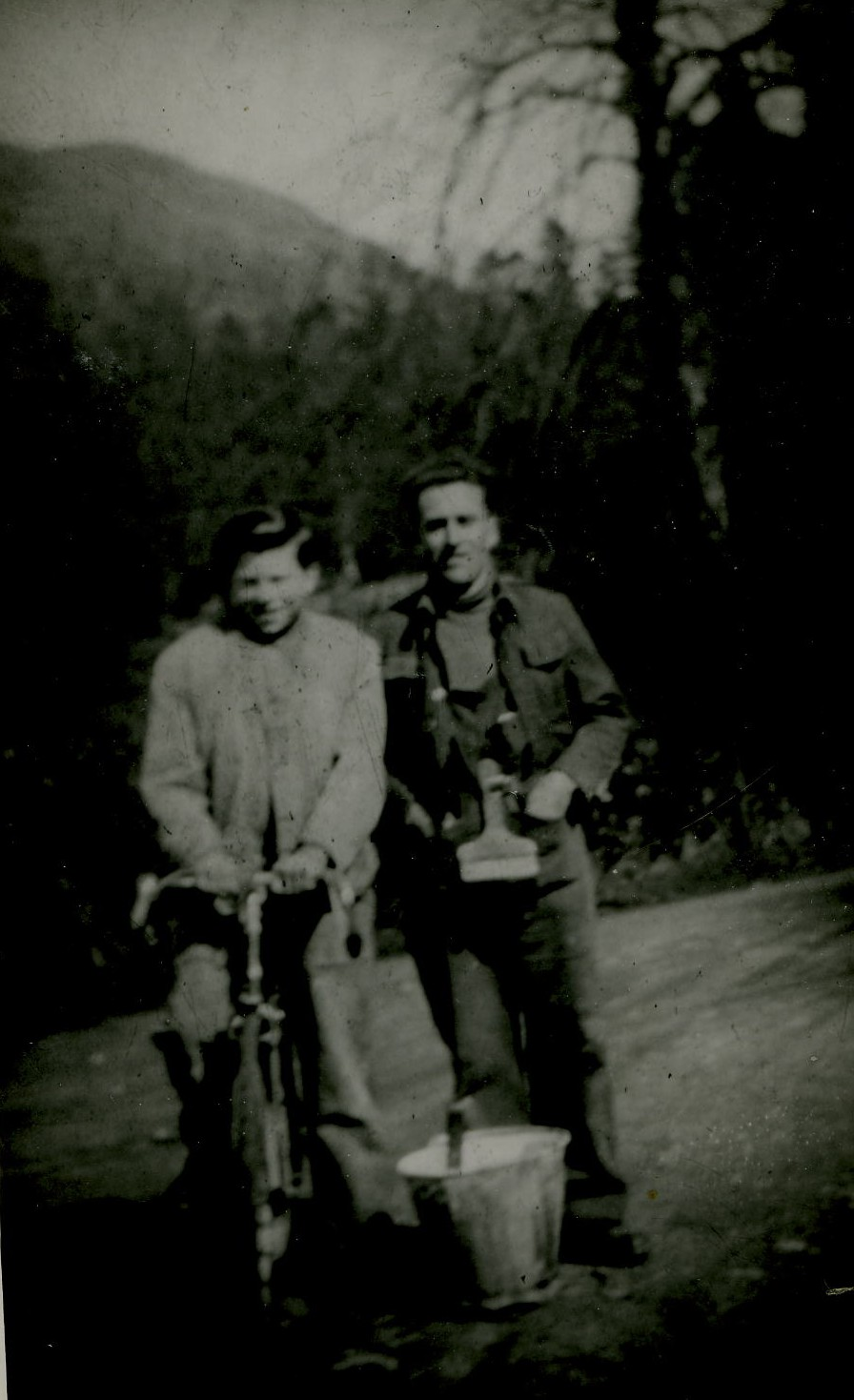 Nigel Callander & Willie MacPherson