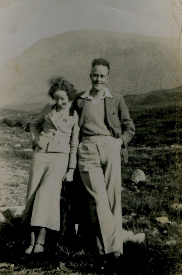 Isabelle & Bill Brodie
