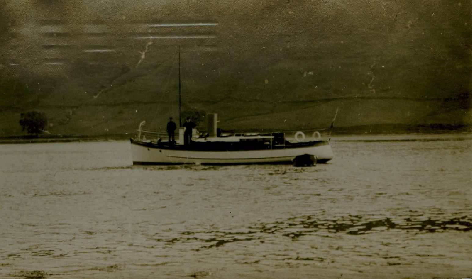 Armida (Ardkinglas Yacht)