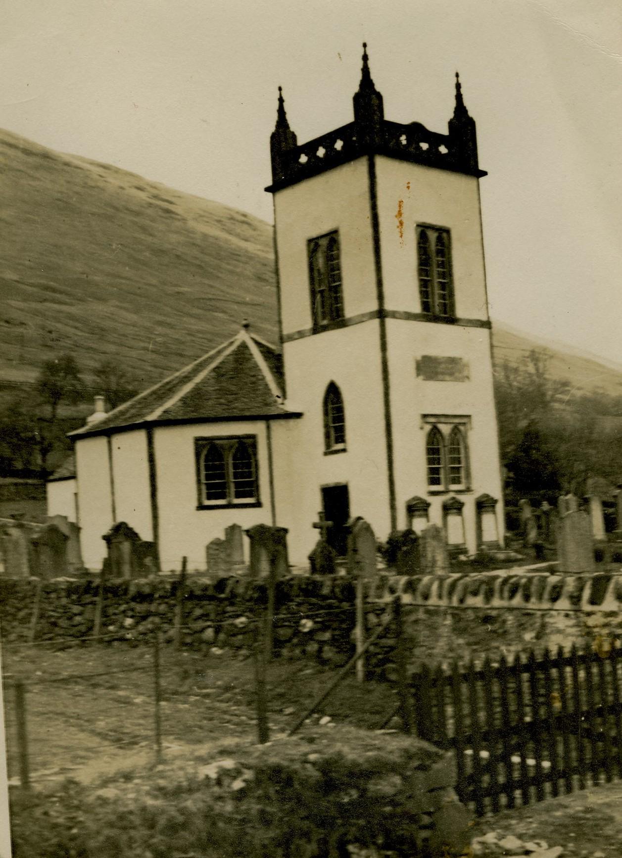 Kilmorich Church