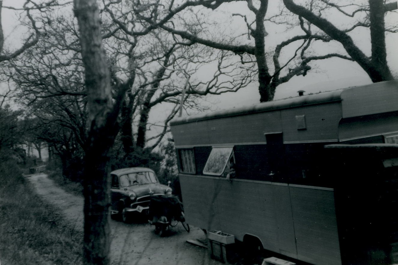 Caravan at St Catherines