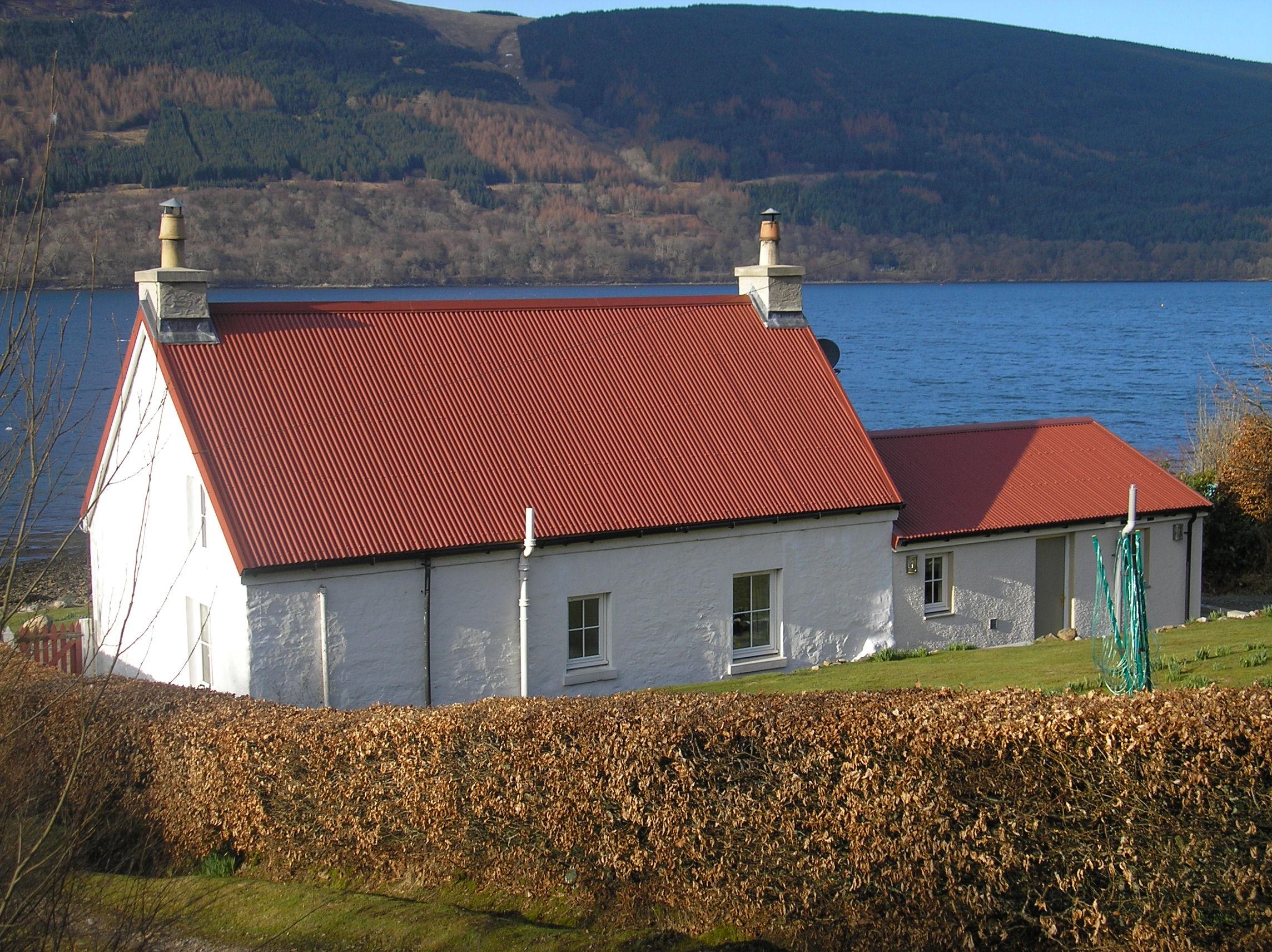 Shore Cottage, Tighcladich