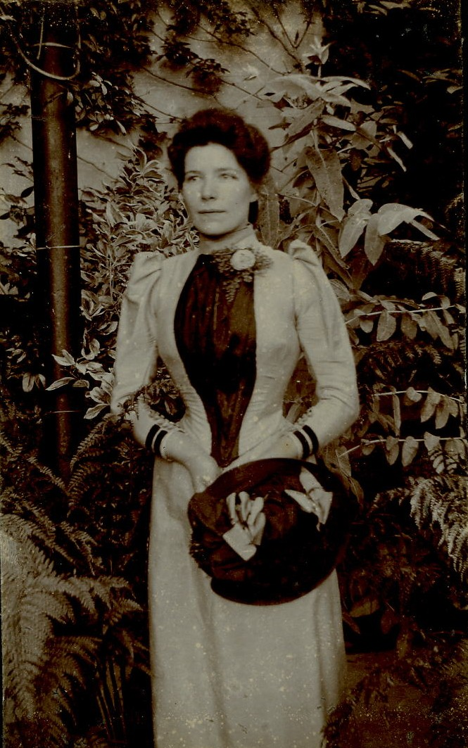 Alice Mary Mayo (McNair)