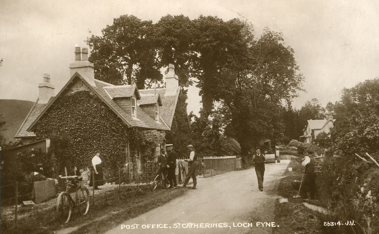 Post Office, St Catherines