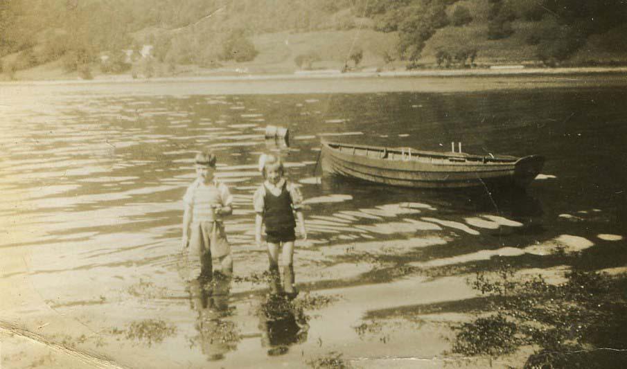 John Mirrlees & Alice Sinclair