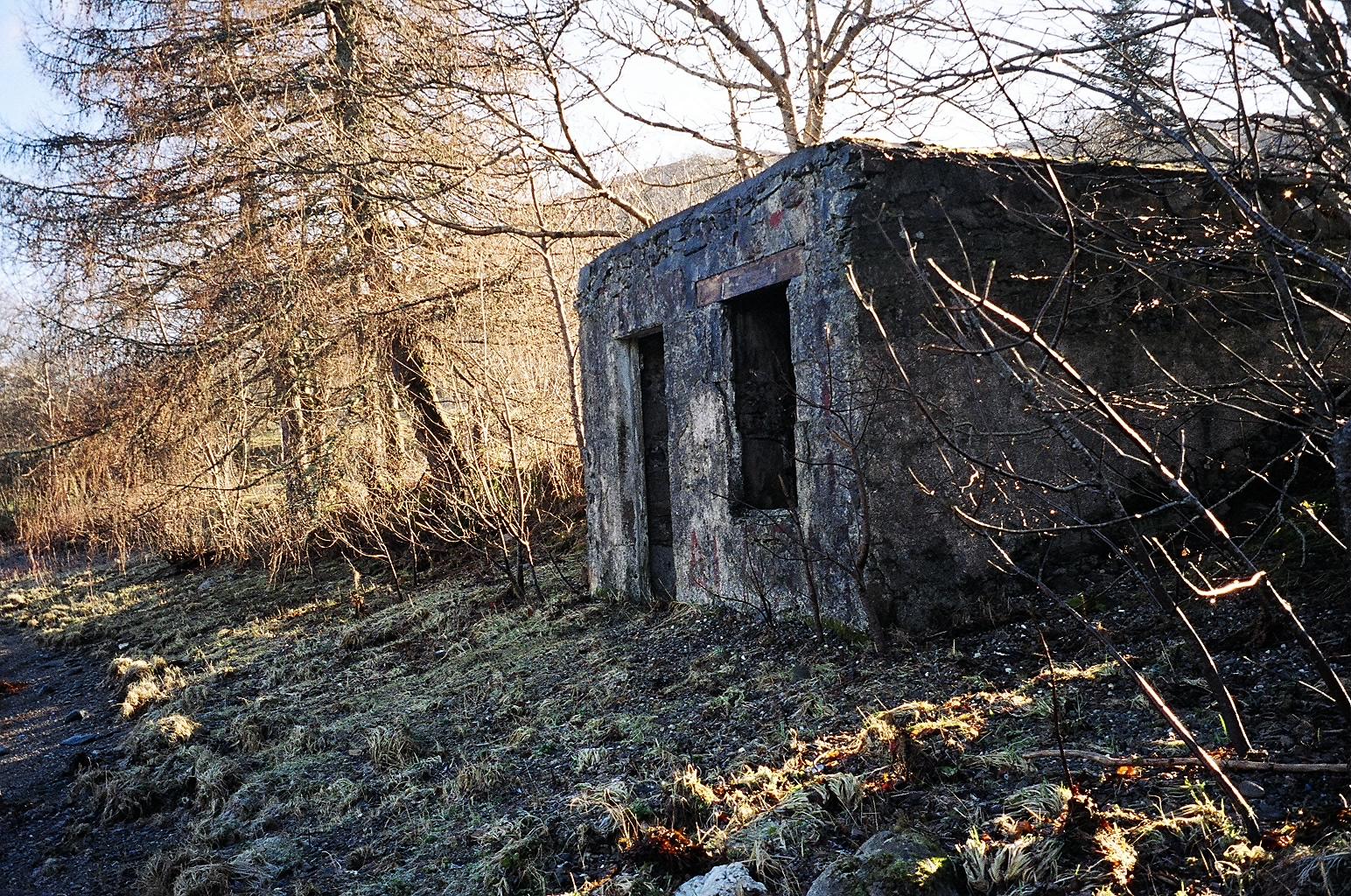 Bathing Hut