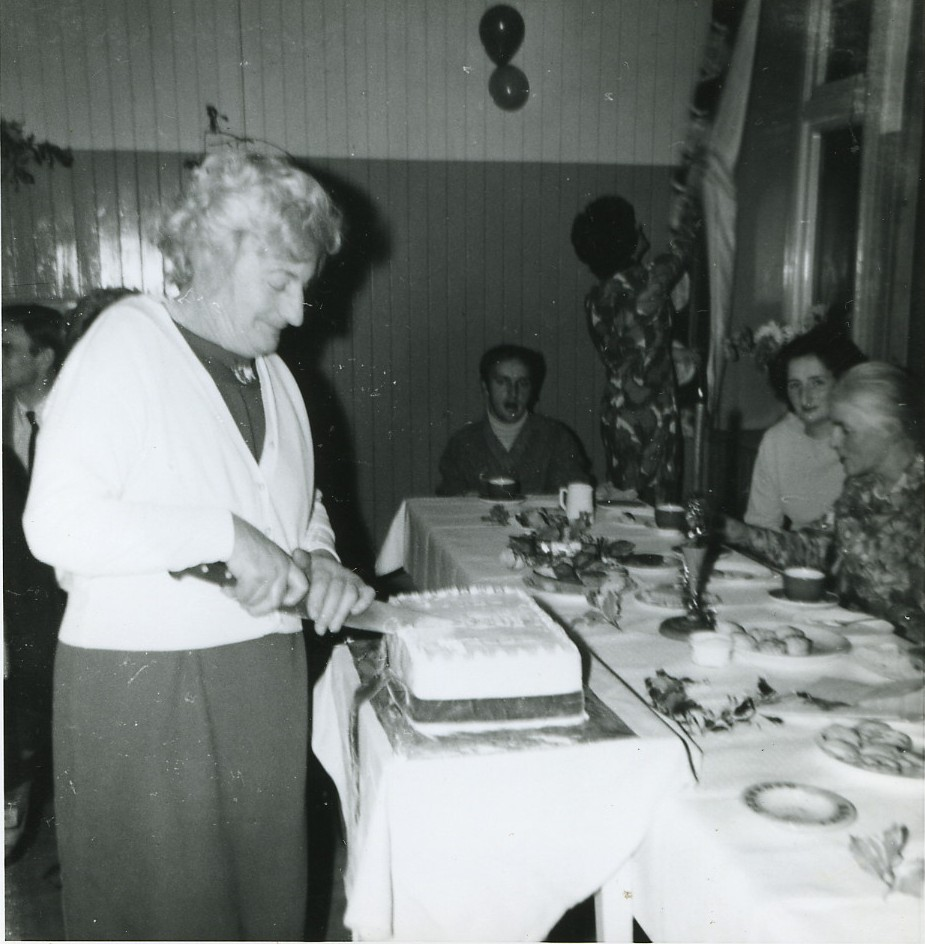 Cairndow SWRI 21st Birthday Party