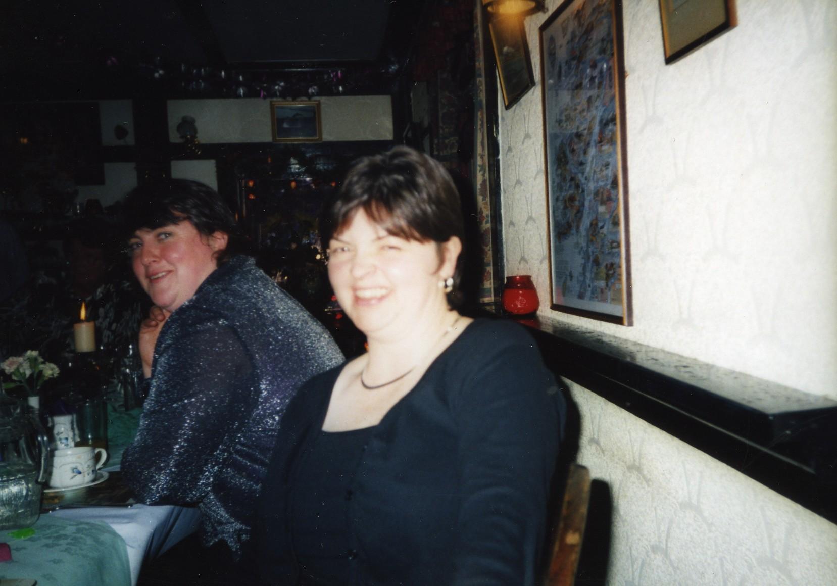 Cairndow SWRI's 50th Birthday