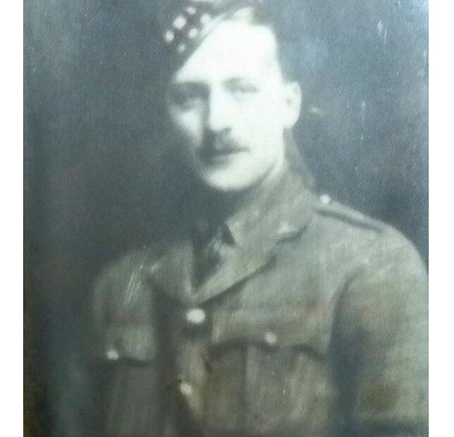 Photo of James (Hamish) Pender