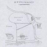 Ardkinglas Estate - map of house area
